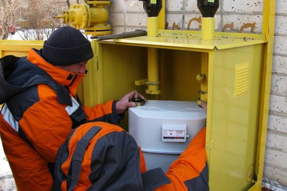 Як ставитимуть газові лічильники в 2018 році