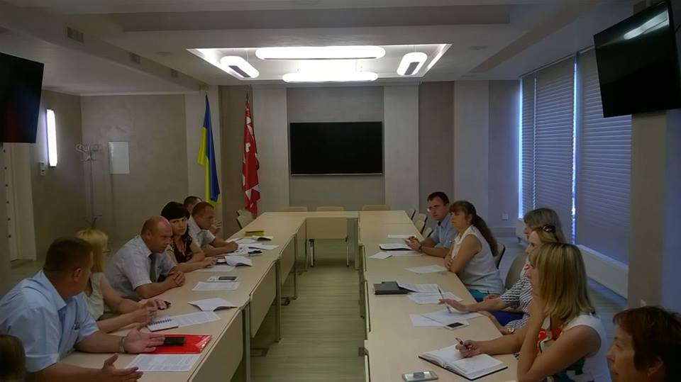 Засідання робочої групи з питань врегулювання видачі довідок про склад сім'ї