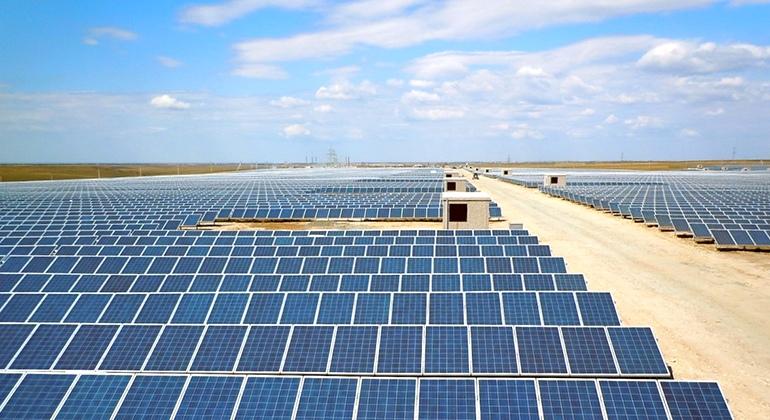 На Вінниччині збудують сонячну електростанцію потужністю 9,5 МВт за кошти від ЄБРР і Фонду чистих техно